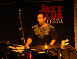 Antonio Sanchez quartet (video)