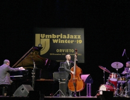 Camilo, Rubalcaba e Dominguez a Umbria Jazz Winter (+video)