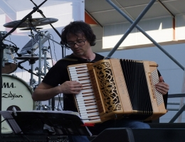 Daniele Falasca: world music tra tango jazz e samba