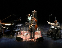 CHARLES LLOYD Quartet in Gallery