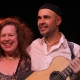 8 marzo con Sarah Jane Morris & Antonio Forcione (video)
