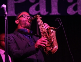 Kenny Garrett 5et, un flash da Paradiso