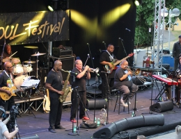 Fred Wesley & The New JBs (photogallery)