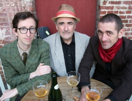 Ferrara in Jazz: Fred Frith trio