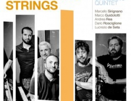 The Missing String – Marcello Sirignano Quintet